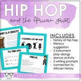 African Influence on Modern Hip Hop