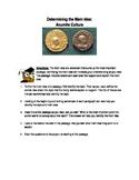 African Kingdom of Axum (Aksum/ Axumite) Culture-  main idea worksheet