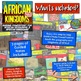 African Kingdoms Guided Notes Unit PowerPoint!  African Geography & Kingdoms!