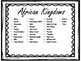 African Kingdoms Word Wall