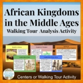 African Kingdoms in the Middle Ages Activity