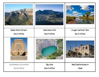African Landmarks