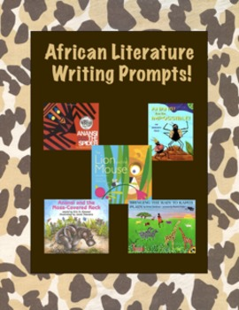 African Literature Writing Prompts