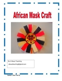 African Mask Craft