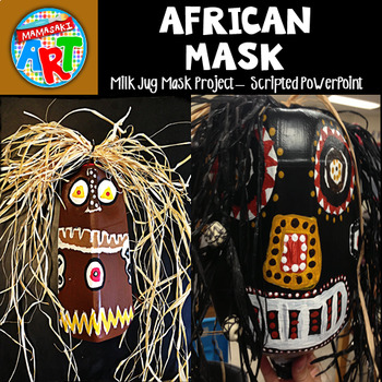 African Mask Power Point Lesson