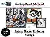 African Masks: Exploring Collage with Henri Matisse