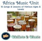 African Music Unit