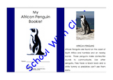 The African Penguin Booklet - Spot The Common & Proper Nouns