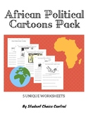 African Political Cartoons 5-Pack
