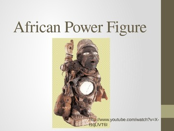 African Power Figure