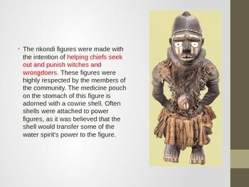 African Power Figure