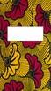 African Print Binder Covers : Editable