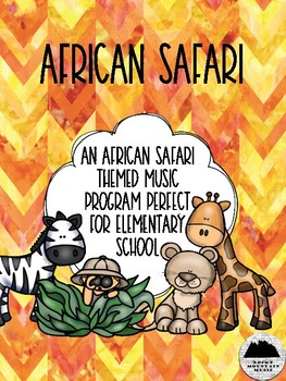 African Safari Music Program