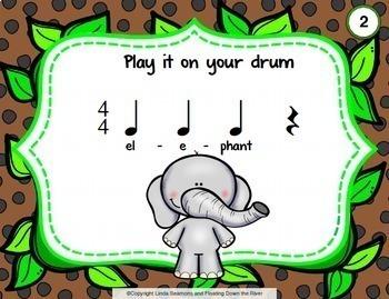 African Savanna Drumming