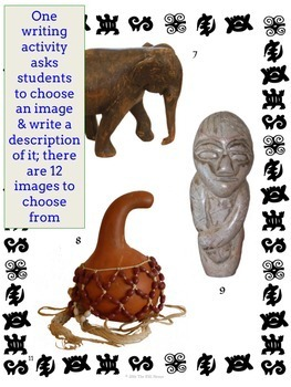 African Studies: Photographic Writing Prompts Based on Sierra Leone Artifacts