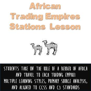 African Trading Empires Lesson