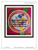 African Turtle Lesson Tambourine Montessori Grade Pre-K to 5th Common Core