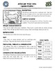 African Wild Dog -- 10 Resources -- Coloring Pages, Reading & Activities