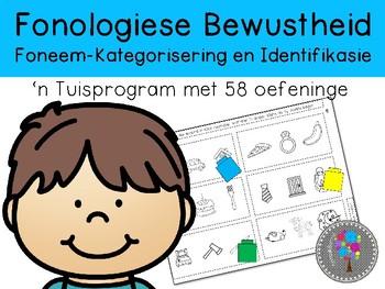 Afrikaans Foneem Kategorisering en Identifikasie Gr1-3