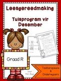 Afrikaans Graad R Leesgereedmaking Tuisprogram GRATIS!
