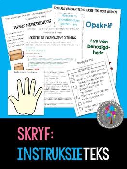 Afrikaans Instruksie-Teks Graad R-4 Verbale en Skriftelike Ekspressie  CAPS