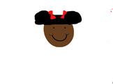 Afro Girl 1