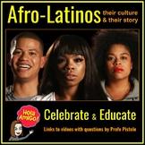 Afro-Latinos: An Introduction (Cuba & Celia Cruz)  Distanc