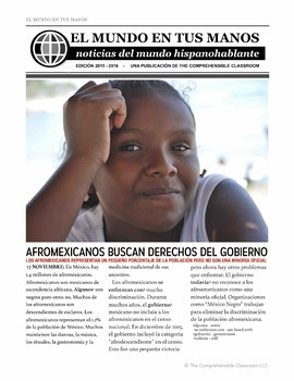 Afro-Latinos in the news - Current events in Spanish