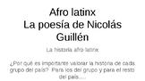 Afro Latinx   Nicolás Guillén