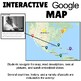 Afro-Latino Digital Activities for Google Maps SPANISH ONLY