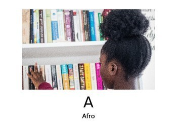 Afrocentric Letter Sound Chart