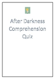 After Darkness by Christine Piper VCE Comprehension Quiz