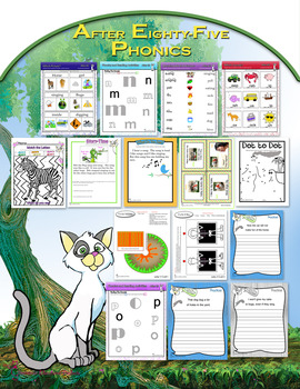 After Eighty-Five Phonics - Supplemental Phonics Activities