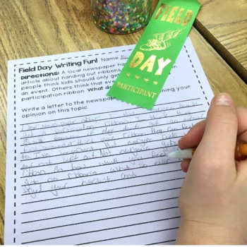 Field Day Printables and Activities