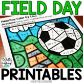 Field Day Activities and Printables