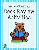 After Reading Book Review Activities