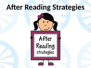 Reading Comprehension Strategies Powerpoint