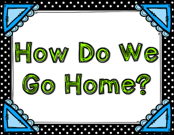 How I Get Home - Posters