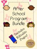After School Program Bundle