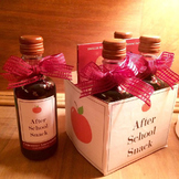 After School Snack- Mini Wine labels