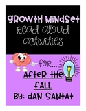 After The Fall - Growth Mindset Read Aloud Activities