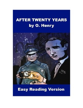 after twenty years_After Twenty Years - O. Henry story - Easy Reading Version + Quiz