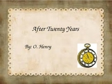 After Twenty Years-O'Henry