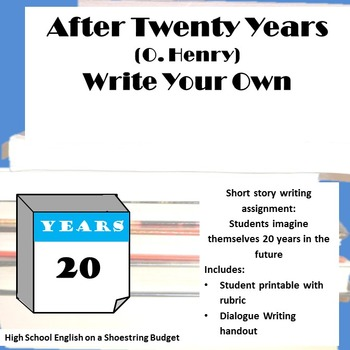 After Twenty Years Write Your Own (O. Henry)