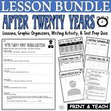 After Twenty Years Activities Quiz ELA Test Prep Short Story Comprehension