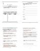 After Twenty Years by O. Henry Lesson Plan, Worksheets, Ke