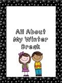 All About My Winter Break
