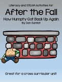 After the Fall: Cross curricular activity pack