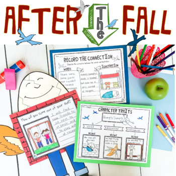 After the Fall: How Humpty Dumpty Got Back Up Again: Interactive Read-Aloud 1-2