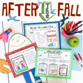 After the Fall STEM Read Aloud Lesson Plans & Activities | Print or Digital